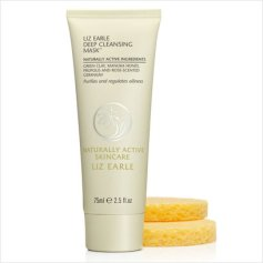 If you need a mask that does everything, Liz Earle's Deep Cleansing Mask is just the ticket. Manuka honey soothes inflamed complexions while the clay minerals soak up an excess oil leaving skin matte and silky soft.