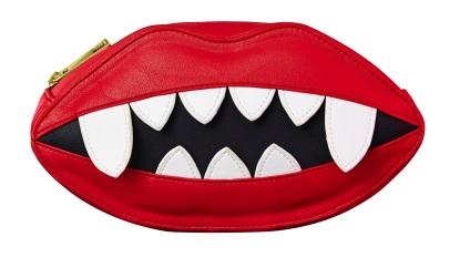 Lips Clutch £20, ASOS