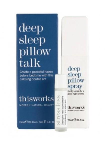 Deep Sleep Pillow Spray £22, This Works