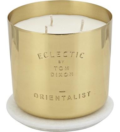 Large Orientalist Scented Candle £100 Tom Dixon