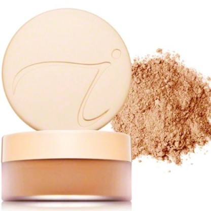 Amazing Base Loose Mineral Powder, £37, Jane Iredale