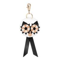 Owl Pom Pom Key Ring, £75