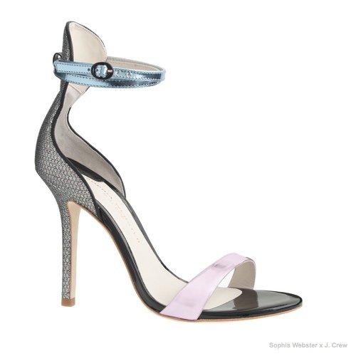 Nicole Sandals, £380