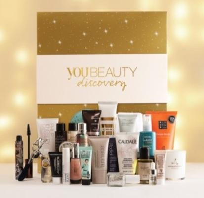 You Beauty Discovery Calendar, £49.95