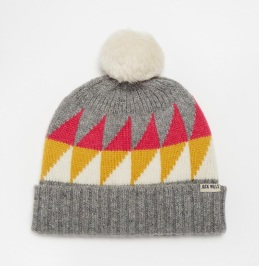 Thurlow Faux Fur Bobble Hat, £29.50. Jack Wills at ASOS