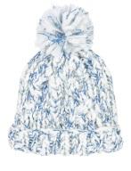 Lurex Knitted Pom Beanie, £18, Topshop