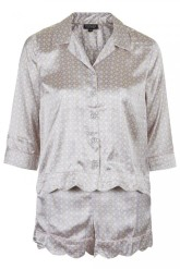 Silk Pyjamas £30 Topshop