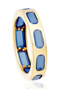 Agate Prismic Slice Ring £150 Astley Clarke