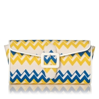 Bella Canvas Buckle Clutch Bag £275.jpg twwo