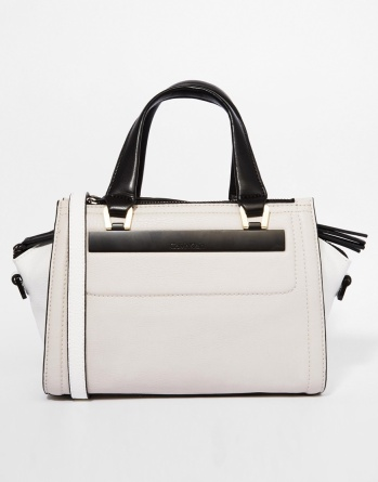 "Calvin Klein Croft Winged Tote Bag ""120 ASOS"
