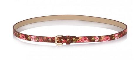Floral Belt £4 Oliver Bonas