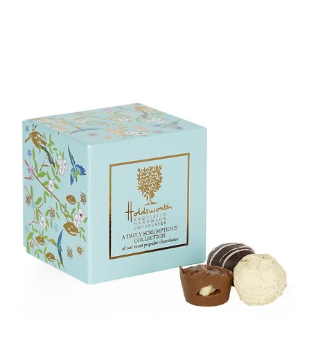 Holdsworth Most Popular Truffle Selection £8.95 Harrods