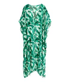 Patterned kaftan, £14.99, H & M
