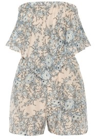 Zimmermann essence printed cotton and silk-blend playsuit, £230, Net-a-Porter