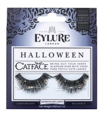 Halloween Cat Face, £6.95 Eylure