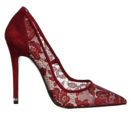 Premium Betty Court Heels, £95, Office