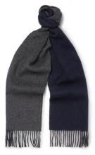 Hunter Two-Tone Virgin Wool-Blend Scarf £55 Polo Ralph Lauren