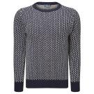 Made in Italy Birdseye Wool Jumper £69 John Lewis