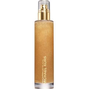 Liquid Shimmer Dry Oil Spray, £40, Michael Kors, boots.com