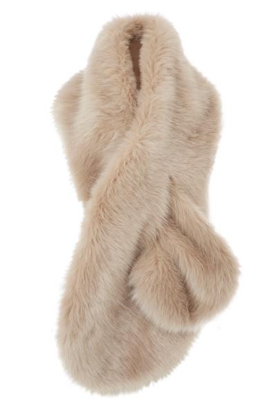 Luella Faux Fur Scarf, £49 Coast