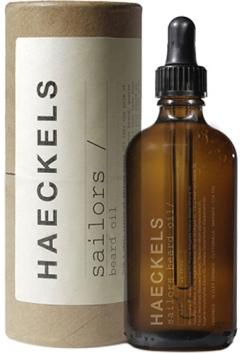 Sailors Beard Oil, £34 Haeckels
