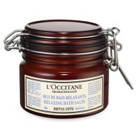 Relaxing Bath Salts, £16 L'Occitane