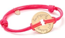 Open Disc Bracelet, £39 Merci Maman