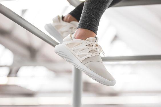 Adidas Tubular Viral On Feet