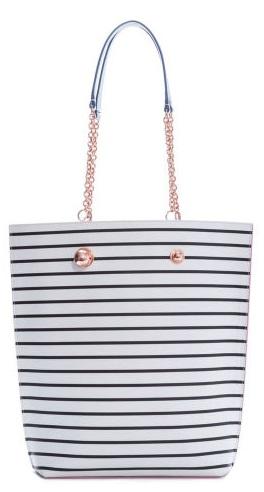 Izzy nautical tote bag, £295