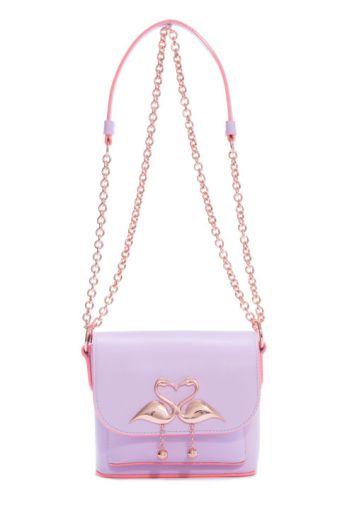 Mini Claudie Orchid shoulder bag, £395
