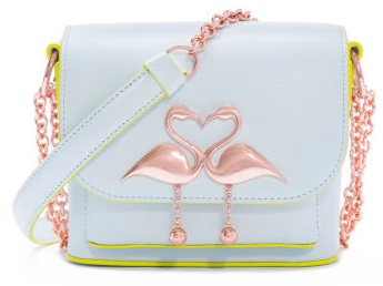 Mini Claudie Wan shoulder bag, £395