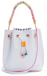 Romy drawstring bag, £550
