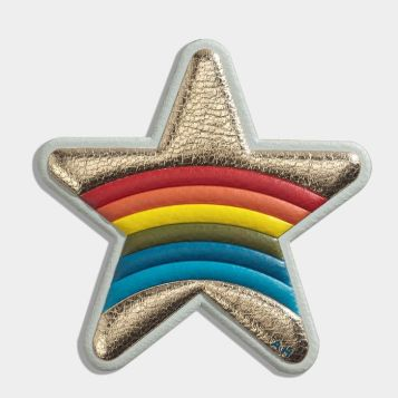 Star Rainbow Sticker, £45 Anya Hindmarch