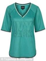 Basketball Shirt, £32